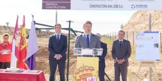 El Palacio de Justicia de Guadalajara ya tiene su primera piedra