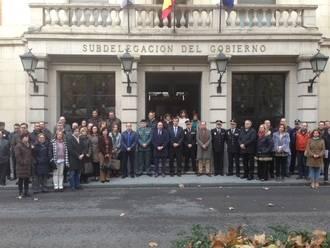 Guadalajara se planta ante el terrorismo yihadista