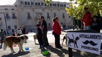 El Paseo Comercial Miguel Fluiters organizó la primera Quedada Canina