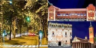La ciudad de Guadalajara mejora su luz