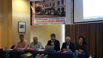 Guadalajara acoge la XV Asamblea regional ordinaria del SPL CLM