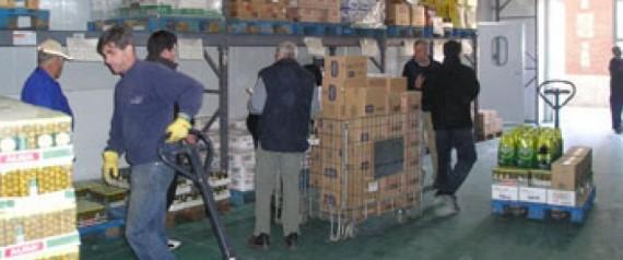 El Banco de Alimentos prepara una gran recogida de alimentos entre los días 27 y 28 de noviembre
