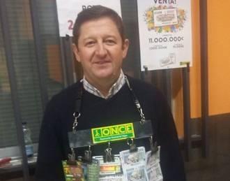 Nuevo premio de la ONCE en Guadalajara: Siete cupones dejan 245.000 euros