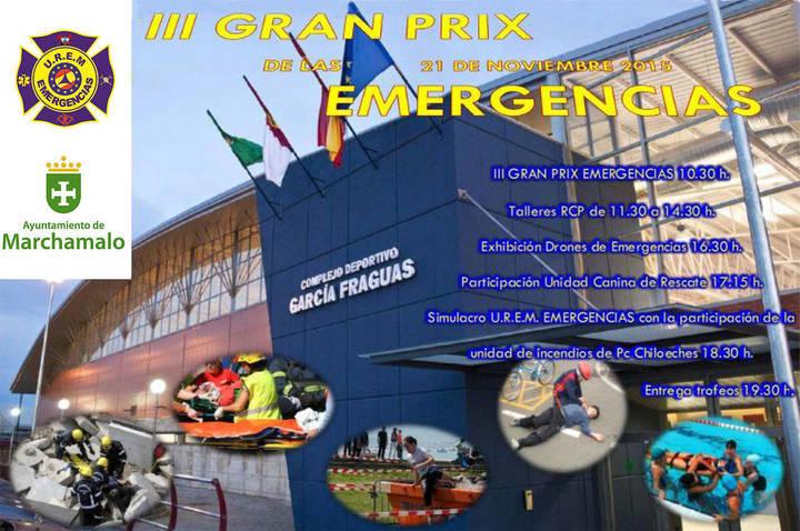 Marchamalo acogerá el grand prix nacional de emergencias de la UREM