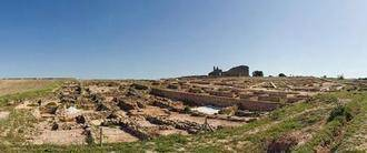 La campaña de excavaciones en el Parque Arqueológico de Recópolis finaliza con importantes novedades