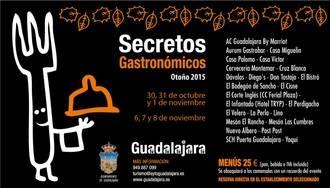 Los menús dispensados en Los Secretos Gastronómicos alcanzan una cifra récord