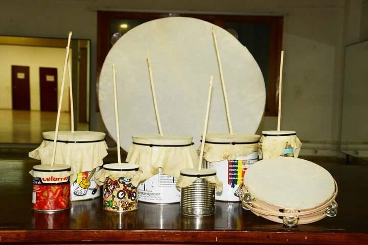 Este sábado, los trillanos aprenderán a construir sus propios instrumentos musicales navideños