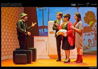 'Tamaño familiar' y 'La Cenicienta', teatro y danza los días 9 y 10 de octubre en el TABV