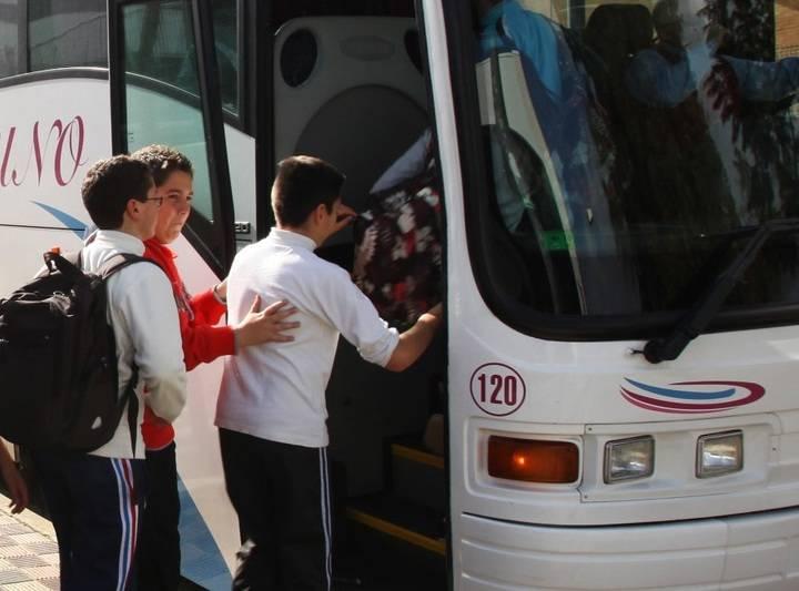 El Ayuntamiento de la capital se suma un año más a la campaña de la DGT de control de transporte escolar