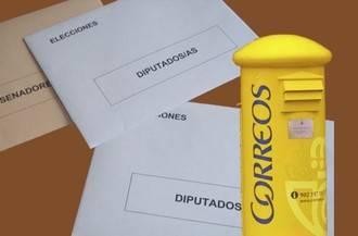 5.286 personas votarán por correo en Guadalajara