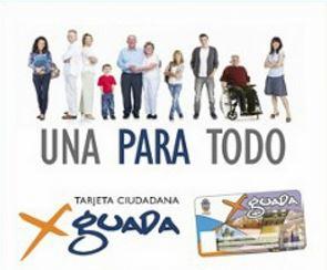 Las tarjetas Xguada deben renovarse antes del 1 de enero