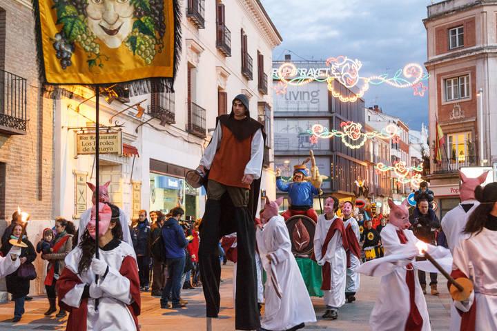 Los tradicionales concursos de disfraces animarán un año más el Carnaval de Guadalajara