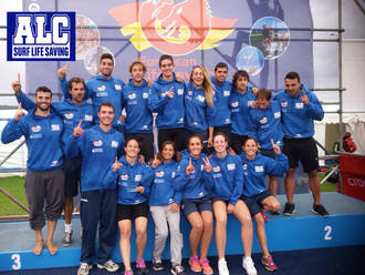 El Alcarreño de Salvamento y Socorrismo, el club español más laureado de todos los deportes a nivel internacional en 2015
