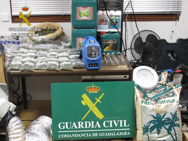Detienen a una persona en Torija por tráfico de drogas