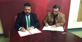 Blanco se apoya en el único concejal de Ganemos para asegurarse la Alcaldía de Azuqueca hasta 2019