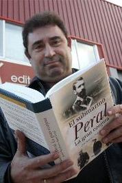 Isaac Peral, inventor del submarino, será recordado por su bisnieto en Guadalajara