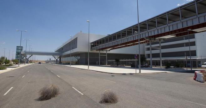 Una de las empresas que pujan por el aeropuerto de Ciudad Real ofrece ahora 40 millones de euros