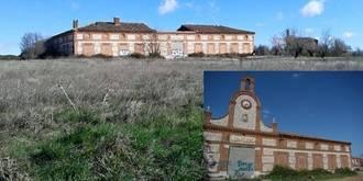 La casona del Poblado de Villaflores derrumbada no es de titularidad municipal