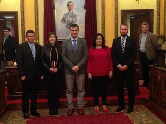 Antonio Román invita a los alcaldes pedáneos a trabajar desde la unidad para mejorar la calidad de vida de sus pueblos