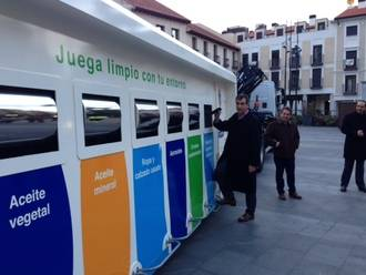 Guadalajara ya cuenta con un Punto Limpio Móvil