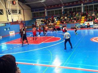 El Isover Basket Azuqueca cayó ante el Alcázar Basket