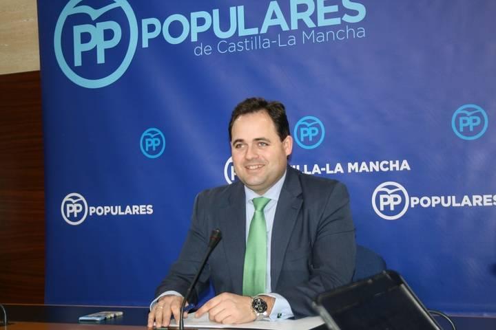Núñez denuncia que el miedo que genera el Gobierno de Page-Podemos está ocasionando una fuga de empresas en la región