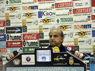 """Arnáiz Lucas: """"Veo a la gente con muchas ganas de revertir la situación"""""""