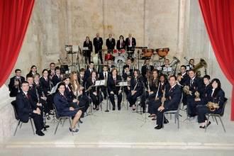 La Banda de Música de Brihuega protagoniza el tradicional Concierto de Navidad en Valdeluz