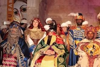 Todo listo para la llegada de los Reyes Magos a Guadalajara