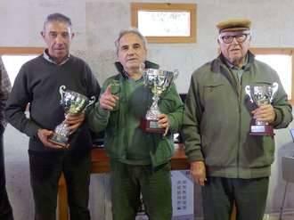 El albaceteño José Pérez Valero, campeón autonómico de perdiz con reclamo