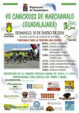 El Circuito Provincial de Canicross vuelve este domingo a Marchamalo en su VII edición