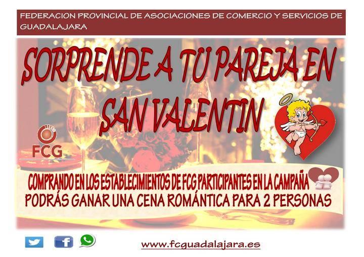 FCG lanza una campaña para el día de San Valentín