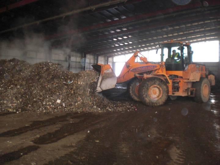 El Servicio de Recogida de Residuos salva el último trámite para su puesta en marcha