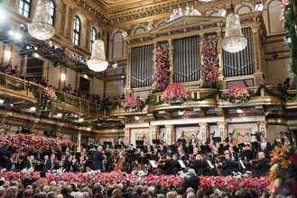 RTVE comienza el Año Nuevo con el tradicional Concierto de la Orquesta Filarmónica de Viena