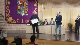 El presidente de la Diputación felicita a los premiados del Concurso Provincial de Belenes