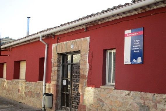 La Junta ha realizado obras de reforma y mejora en 13 centros educativos de la provincia de Guadalajara