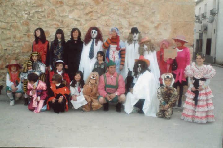 Fuentenovilla se prepara para vivir el carnaval