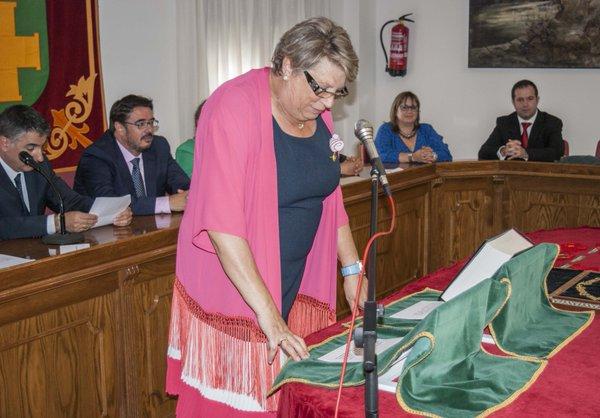 Fallece a los 66 años Carmen Bravo, concejala de Marchamalo