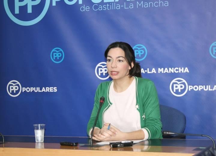 """Alonso denuncia """"el cinismo indecente"""" del PSOE de Page por votar a favor de los privilegios de Bono"""