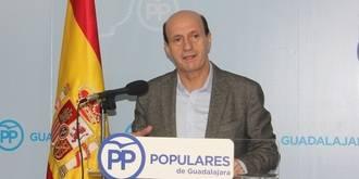 """Juan Pablo Sánchez: """"Page demuestra con su actitud que está atado de pies y manos por Podemos"""""""