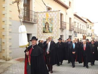 La 77º edición de San Antón en Jadraque llega con más hermanos y las tradicionales luminarias
