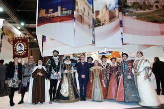 Pastrana presenta en FITUR el V Centenario de Ruy Gómez de Silva, I duque de Pastrana