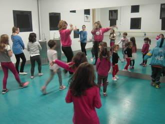 Yebes quiere consolidar este mes de enero la Escuela Municipal de Danza con más alumnado