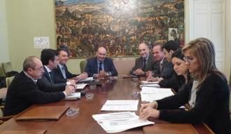 Constituida la Comisión Mixta Junta-Diputación para el seguimiento del desarrollo del Plan Extraordinario de Empleo