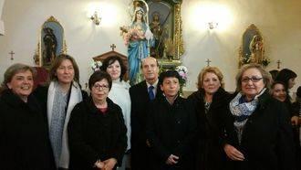 Pioz celebra la festividad de la Candelaria, una de sus fiestas más tradicionales