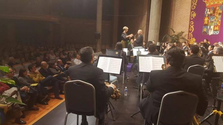 La Banda Provincial de Música ofrece el tradicional Concierto de Navidad
