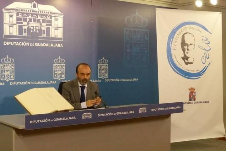 La Diputación convoca un Concurso de Redacción Escolar sobre el Viaje a la Alcarria de Cela