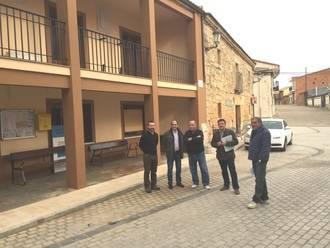 La Diputación realiza reformas en edificios municipales de Alarilla, Taragudo, Almoguera, Maraelrayo y Pinilla de Jadraque