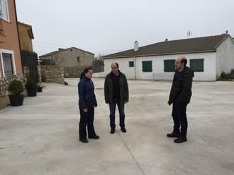 La Diputación invierte 153.000 euros en obras de renovación de redes y pavimentación