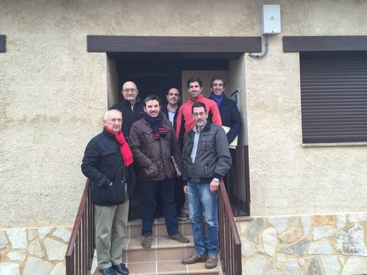 La Diputación ejecuta obras de reforma en instalaciones de Gualda, Torremocha de Jadraque y Cogolludo
